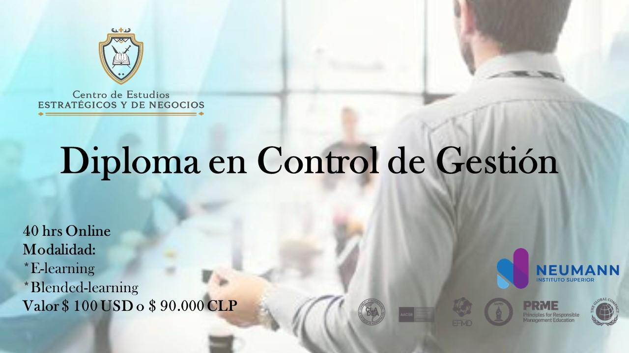 Diploma en control de gestión