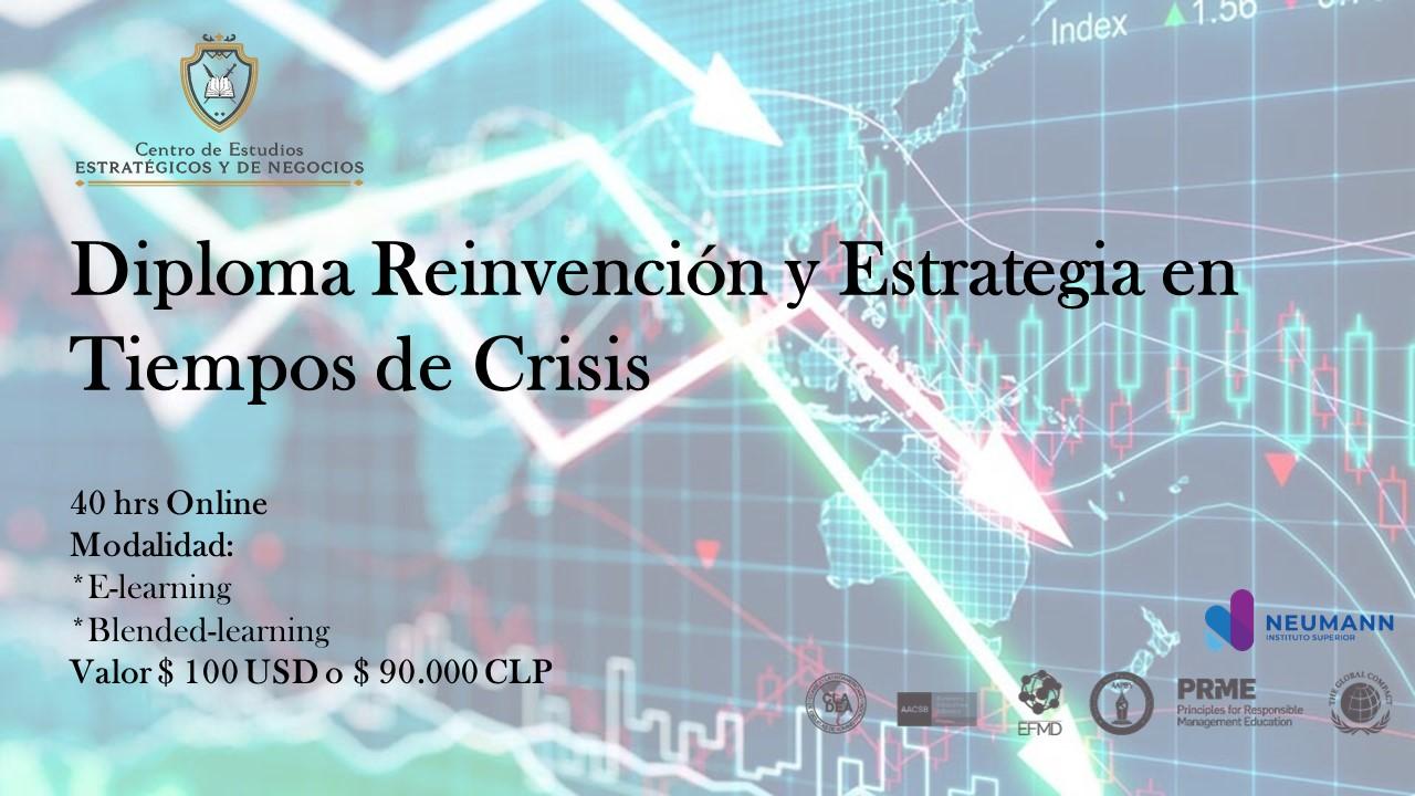 Diploma en reinvención y estrategia en tiempos de crisis